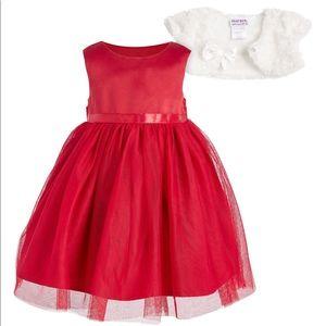 Blueberi Boulevard Baby Girl Dress
